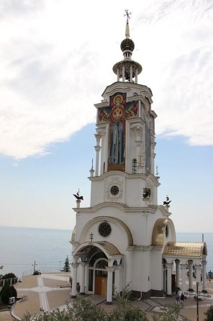 храм-маяк Святого Николая