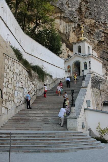 дорога в крым Крымская Лавра