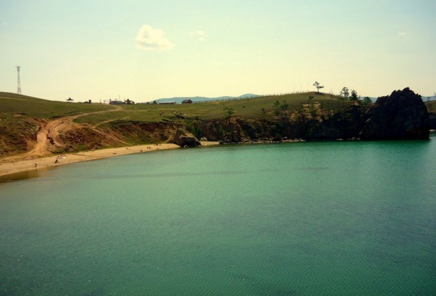 малое море ольхон байкал