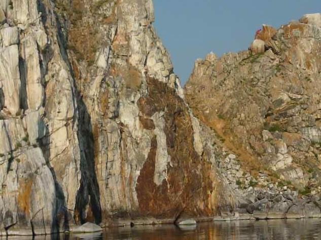 шаманка с озера байкал