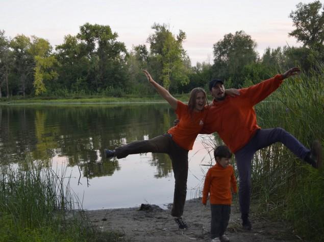 в отпуск всей семьей