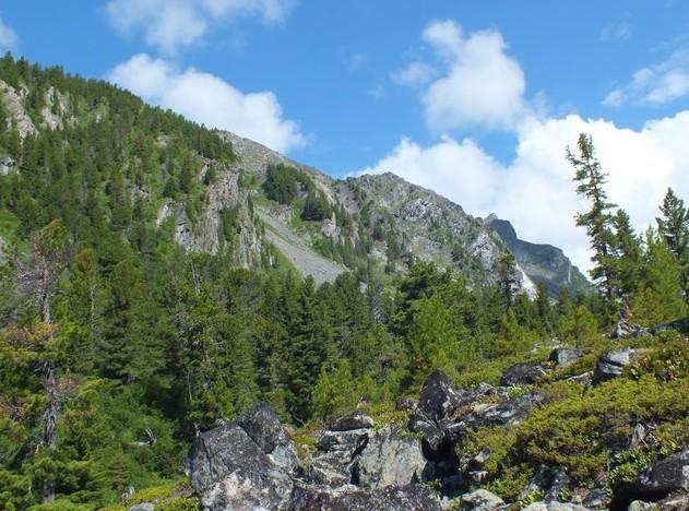 горы аршан