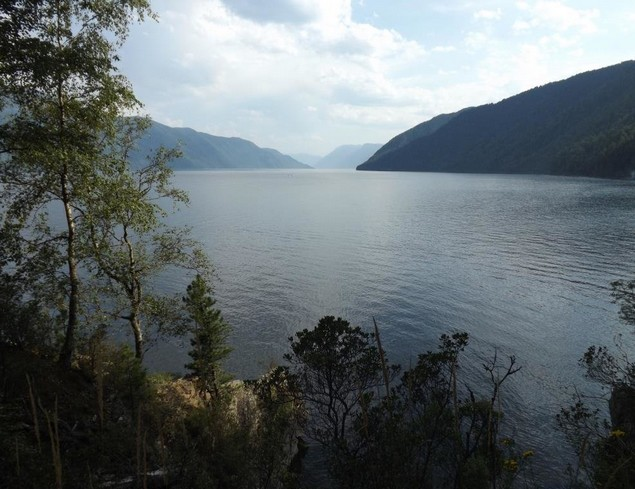 путешествие на телецкое озеро