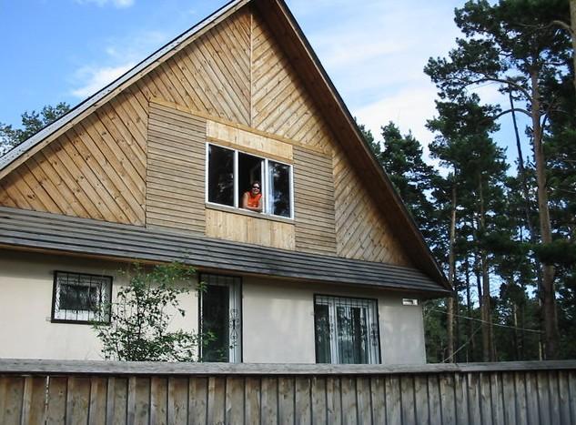 арендованный дом на аршане