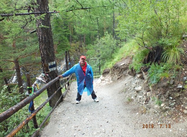 путешествие на водопады Кынгарга