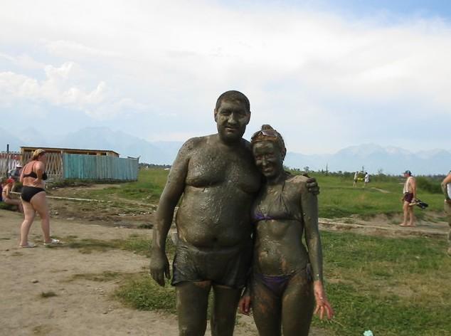 путешествие по аршану в грязи