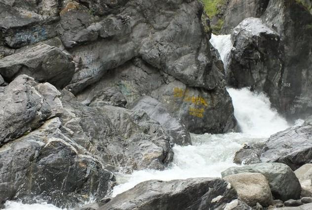 аршанские водопады