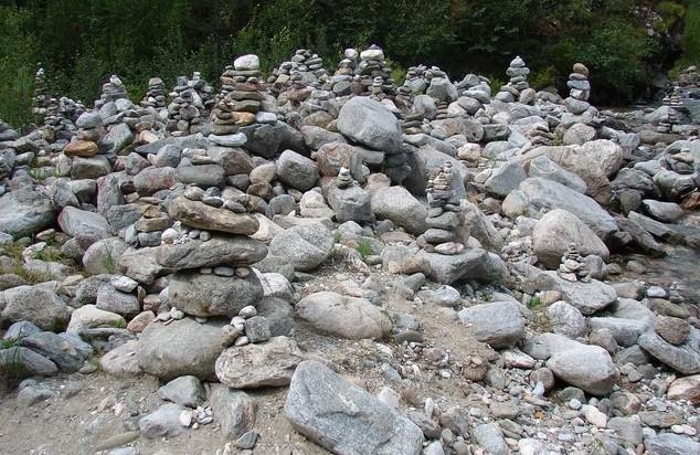 путешествие по аршану каменное творчество
