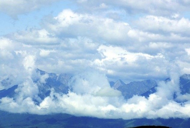 саянские горы