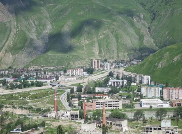 путешествие по кавказу в Тырныауз