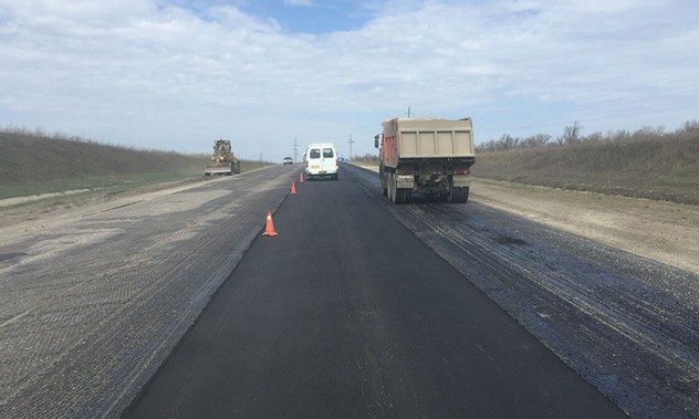 ремонт дороги в пензенской области