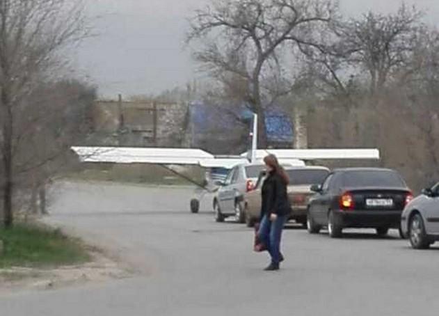 легкомоторный самолет в волгограде