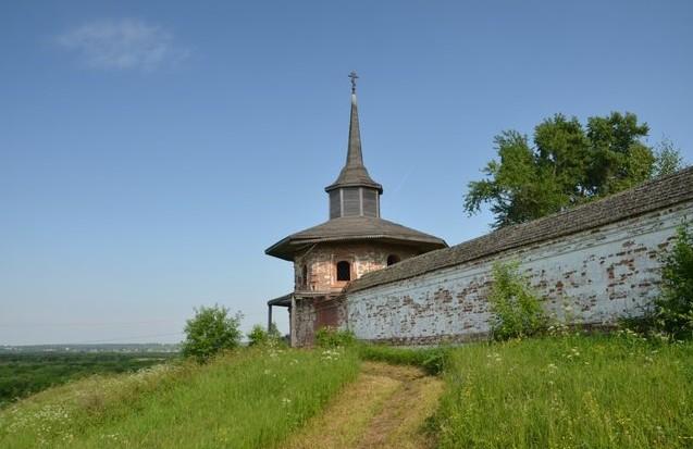 путешествие в великий устюг монастырь