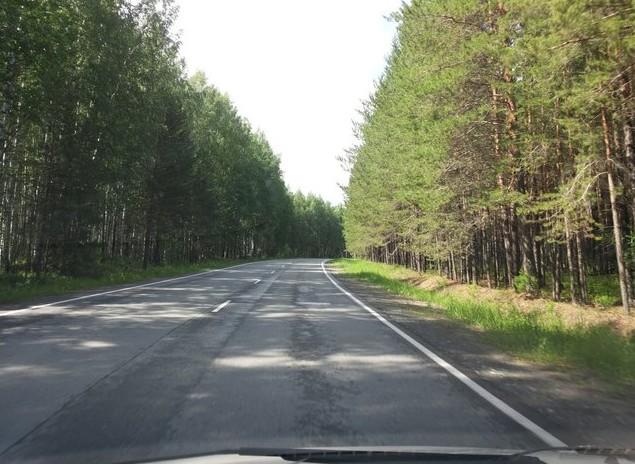дорога омск - крым