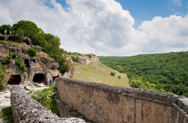 иудейская крепость