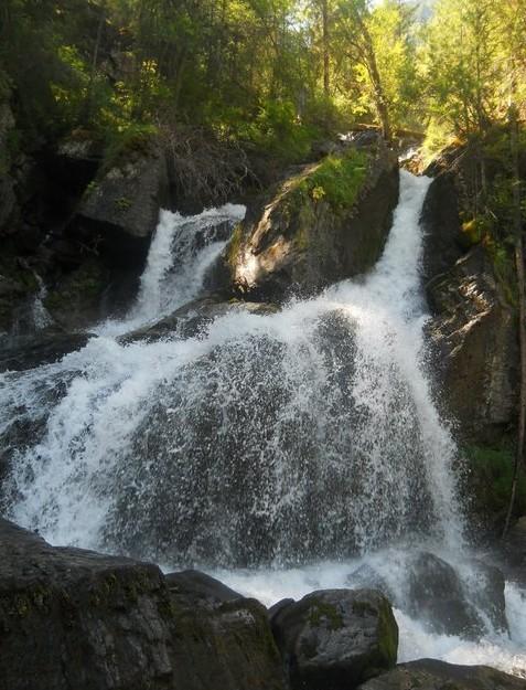 Водопад Карасу