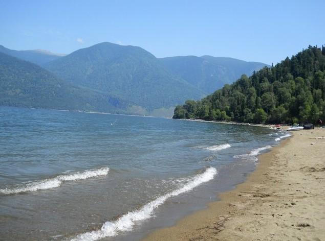 телецкое озеро южный берег