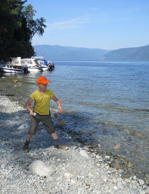 отдых на телецком озере