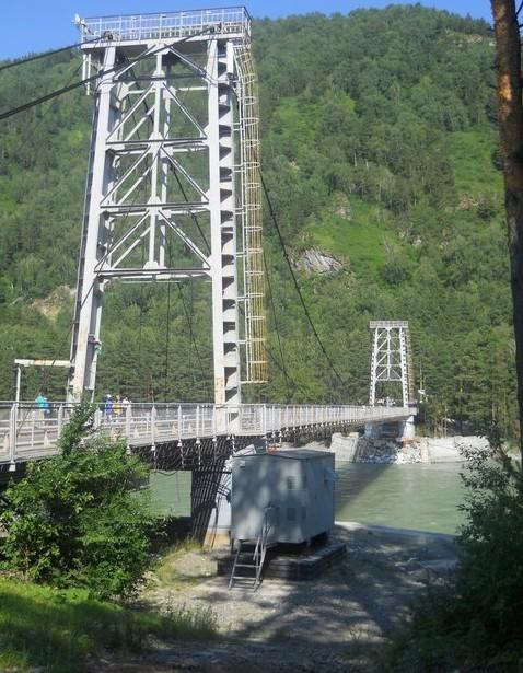 мост в оэз бирюзовая катунь