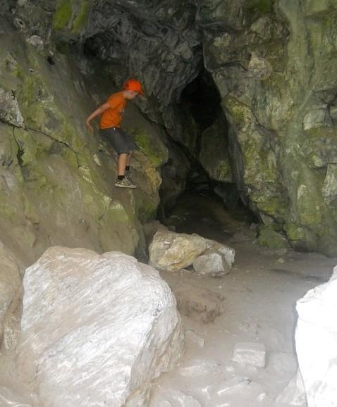 автопутешествие в тавдинские пещеры