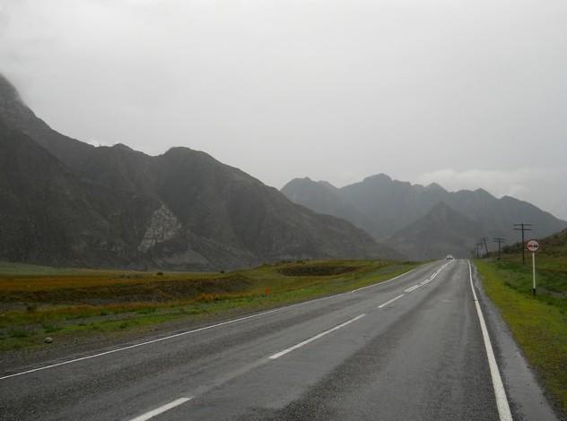 Чуйский тракт путешествие по алтаю