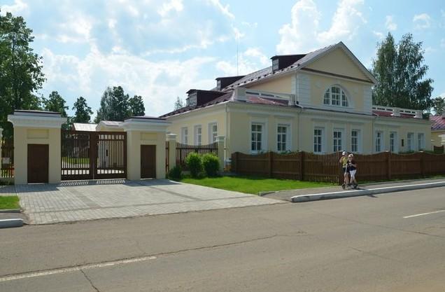 дом чайковского сарапул