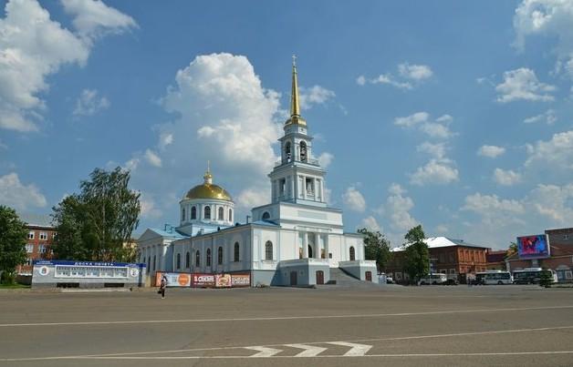 Благовещенский собор сарапул