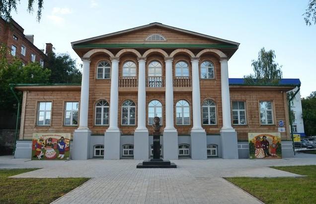 памятник Александру Витбергу