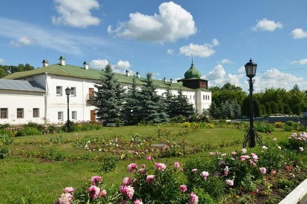 подворье трифоновского монастыря
