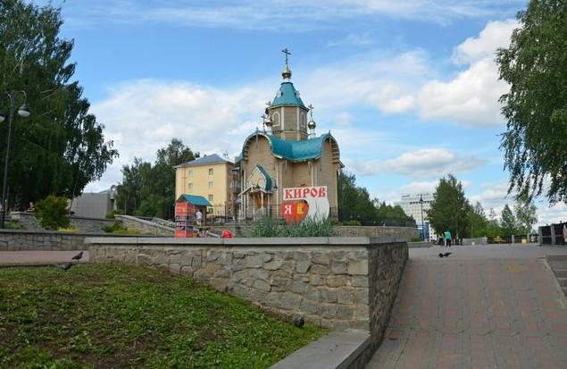 Церковь Феодоровской иконы