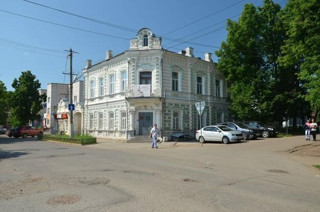 Красивые дома в Сарапуле