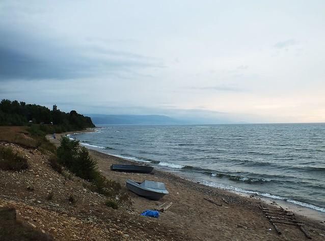 Мантуриха берег