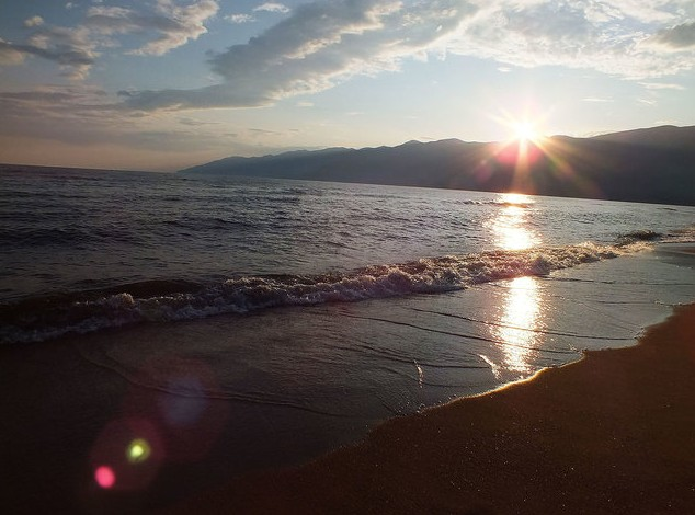 байкал восход солнца