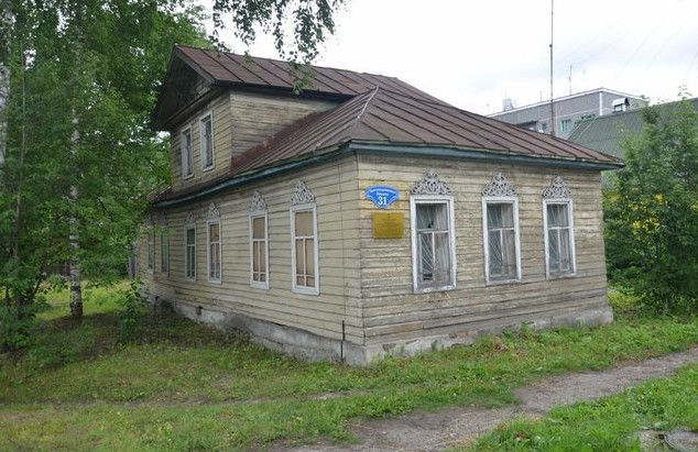дом сталина на севере