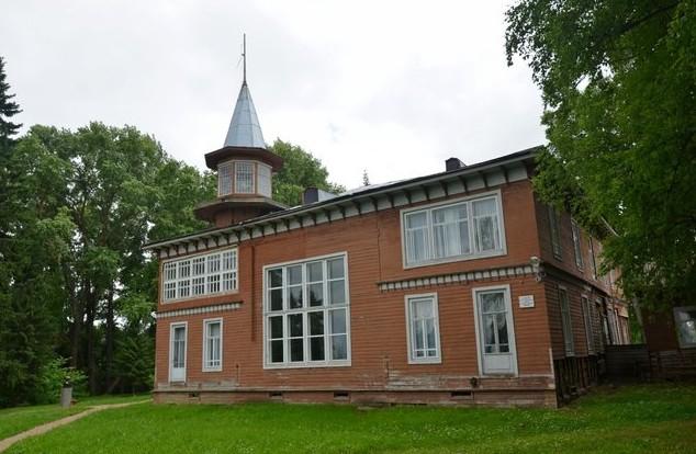 Дом-усадьба борисова сольвычегодск