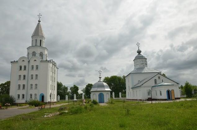 Николо-Коряжемский монастырь