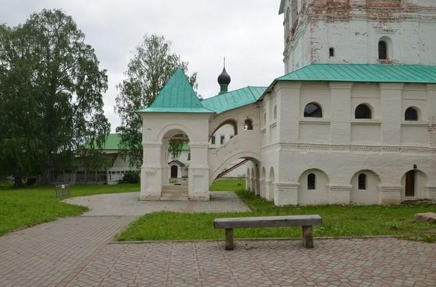 поездка на север Троицкий собор