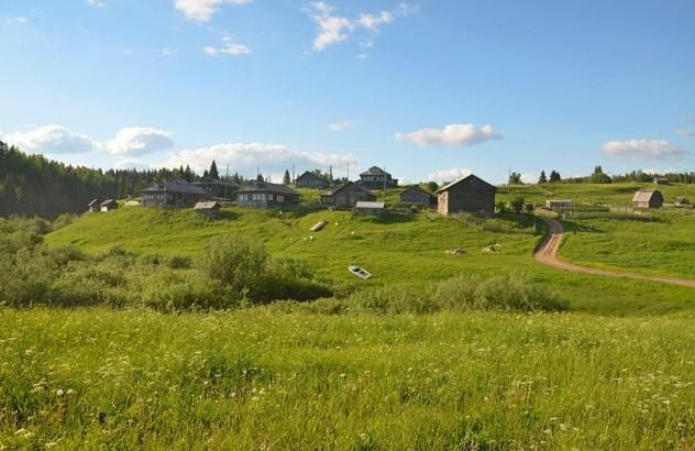 поселок пинега
