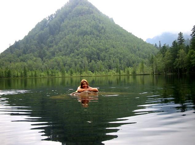 озеро сказка байкал