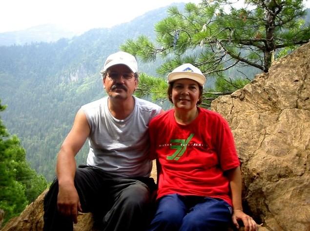 путешествие на гору шапка мономаха на вершине