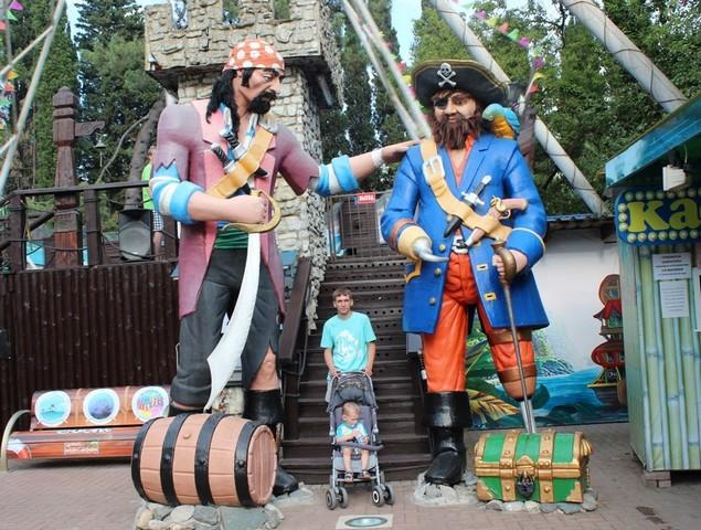 ривьера пираты
