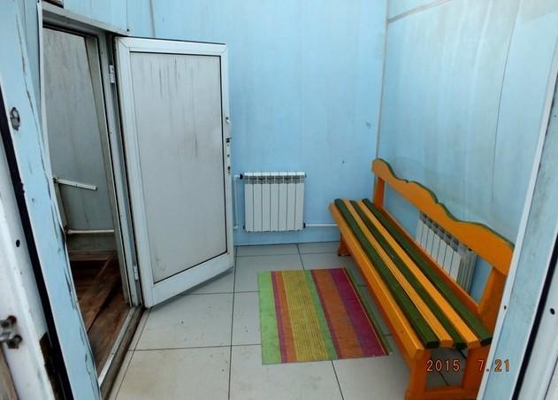 ванный домик баргузинская долина