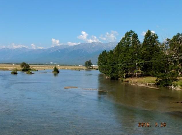 река умхей