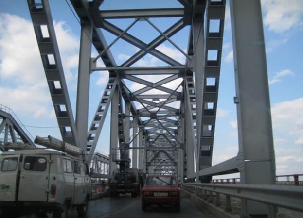 реверсивное движение по борскому мосту