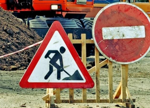ремонт на трассе енисей