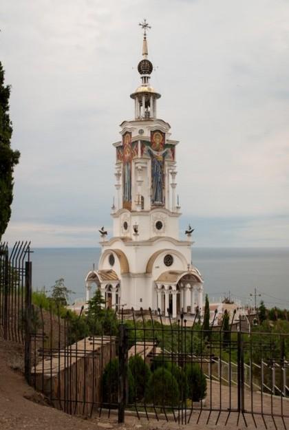 храм маяк малореченское