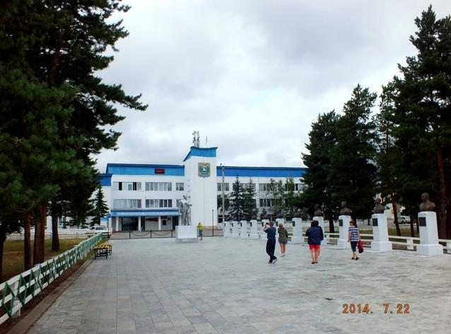 путешествие в курумкан