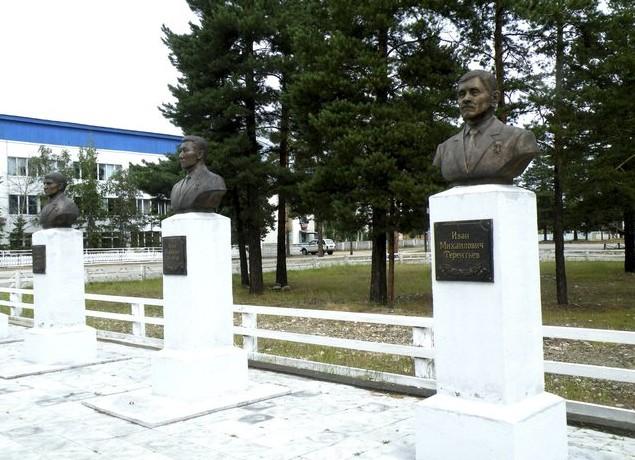 труженики Курумканского района
