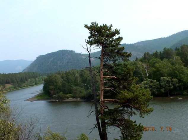 Поездка в баргузинскую долину на машине