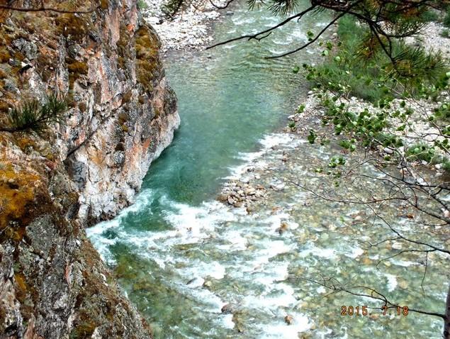 река алла бурятия